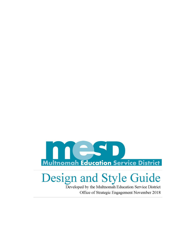 MESD Design & Style Guide