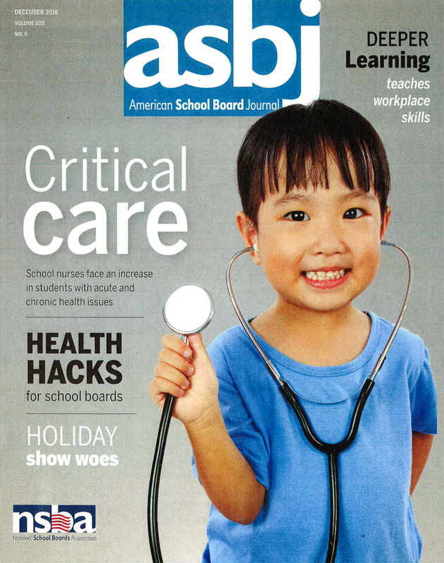 Cover of American School Board Journal December 2016