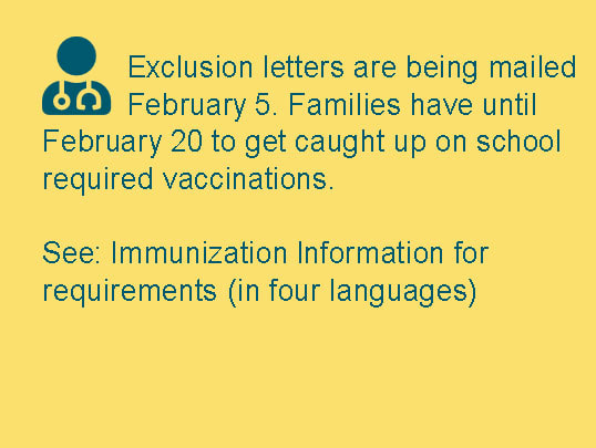 STATEWIDE EXCLUSION DAY IS FEBRUARY 20