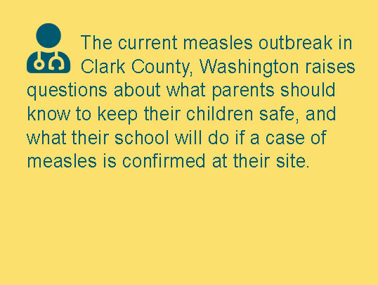 HEALTH ALERT: Measles Outbreak Information
