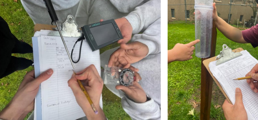 three book covers: Why We Act, White Fragility, and Pushout